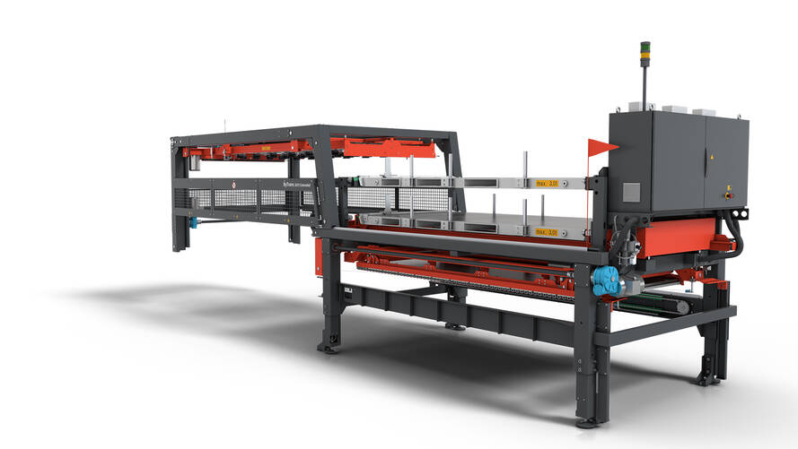 Flexible process solutions: Bystronic automation solutions optimally integrate the BySmart Fiber into the requirements of the sheet metal processing environment.