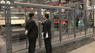 Bystronic India visits EuroBLECH 2016