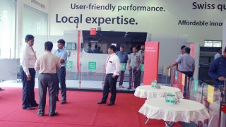 Open House at Bystronic India
